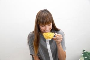 Emma Freeman, The Tea Lady